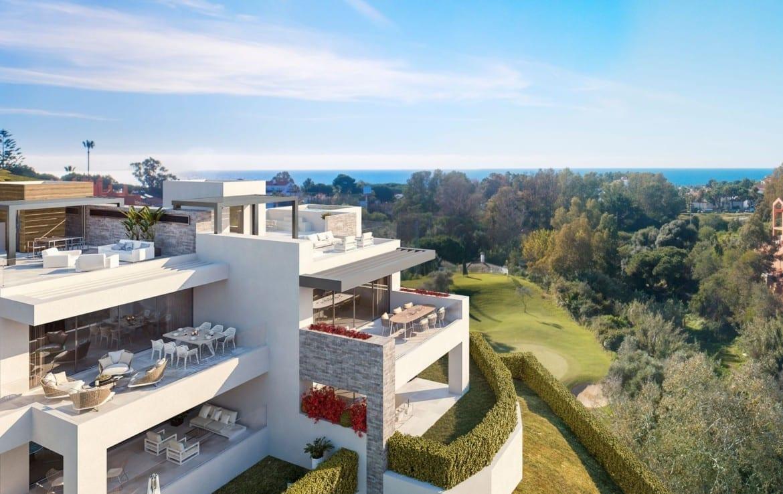 Artola Homes– ს აქვს იდილიური ადგილი, მარბელაში, კაბოპინო გოლფის კურსის წინა ხაზზე